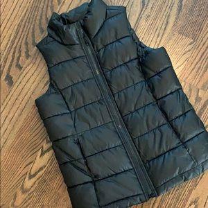 Black Old Navy Frost Free Vest